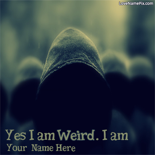 Write Name on Best Boys Attitude Quotes Picture