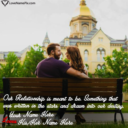 Write Name on Best Love Quotes For Her Editor Picture