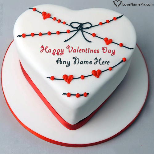 Best Photo Editor For Valentines Day Cake With Name