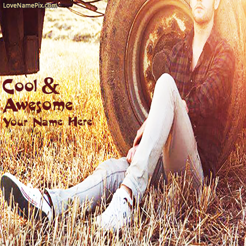 Cool Boys Facebook Dps With Name