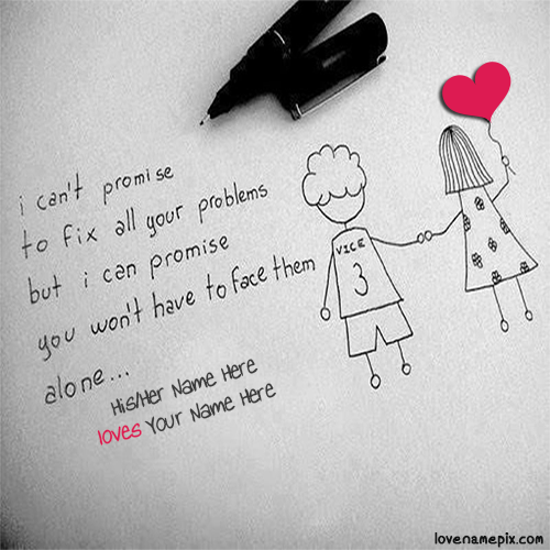 Cute Couple Quotes For Teenagers With Name