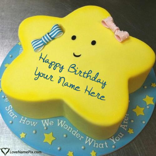 Kids Birthday Cake Ideas For Boys With Name