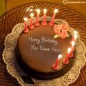 Birthday Cake With Candles Free Download Love Name Picture