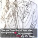 Write name on Cute Images Of Love Friendship Picture