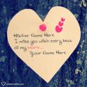Heart Missing Images For Lover Love Name Picture