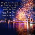 Write name on New Year Wishes Messages Picture