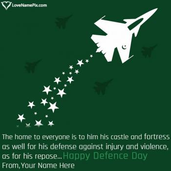 6th September Defence Day Quotes With Name