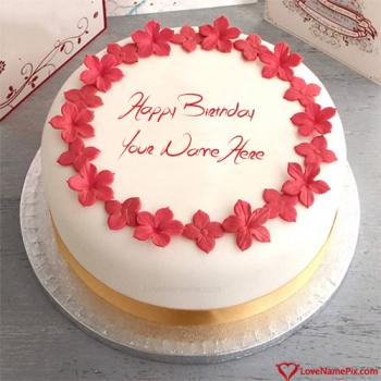 Write Name On Best Happy Birthday Cake Pictures
