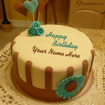 Cake With Name Creator : Birthday cake name creator online