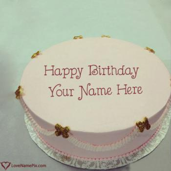 Edit Best Birthday Cake Photo With Name