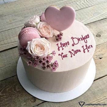 Free Photofunia Birthday Cake Images With Name
