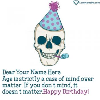 Funny Birthday Wishes Cards Name Picture