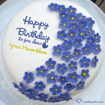 Online Create Birthday Cakes With Name