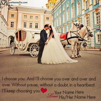 Romantic Couple Love Wallpaper Editing With Name