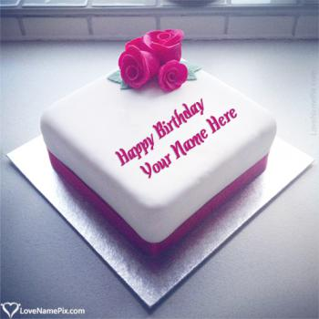 Best Birthday Cakes With Name Generator Online 2