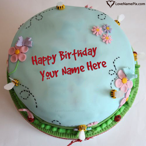 Best Online Birthday Cake Generator With Name Edit