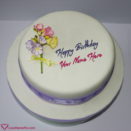 Design Name Wala Birthday Cake Online Name Generator