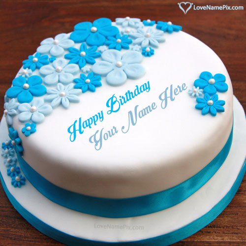 Birthday Cake Hd Images With Name Editor Wallpapersharee Com