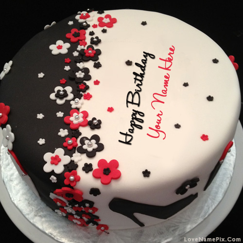 Namebirthdaycakes Write Name On Cake Images