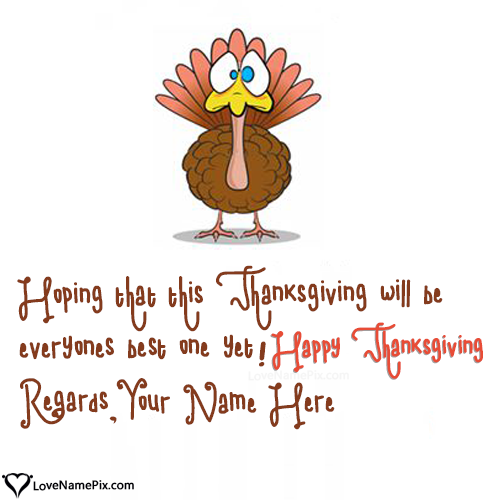 Happy Thanksgiving Wishes Quotes