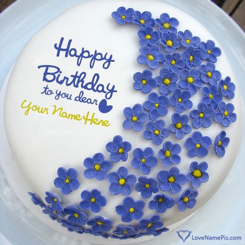 Create Online Create Birthday Cakes With Name Edit