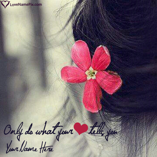Write Name On Profile Pic For Fb Female Picture
